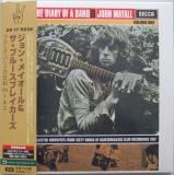 Mayall, John  : Diary Of A Band: Vol.1 & 2 : cover