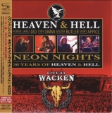 Black Sabbath, Heaven & Hell - Neon Nights - Live At Wacken cover image