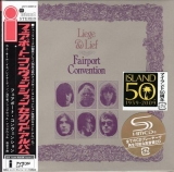 Fairport Convention : Liege And Lief +10 : cover