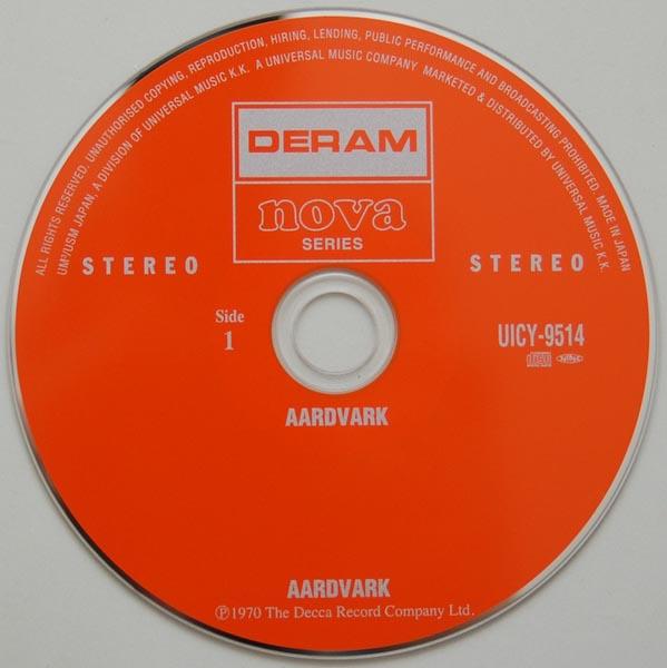 CD, Aardvark - Aardvark