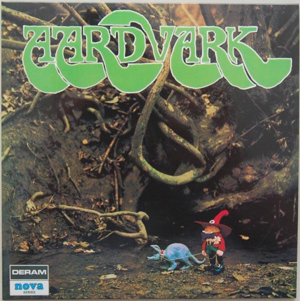 Front Cover, Aardvark - Aardvark