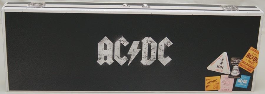 box up, AC/DC - Guitar Case Box