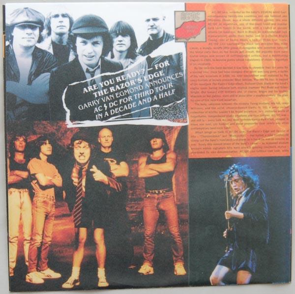 Inner sleeve side B, AC/DC - Live