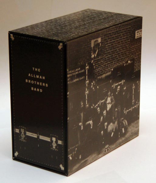 Back-Lateral view, Allman Brothers Band (The) - At Fillmore East Box