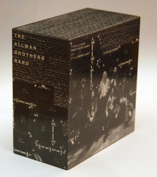 Front-Lateral view, Allman Brothers Band (The) - At Fillmore East Box
