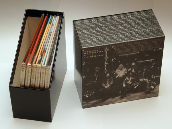 Open Box, Allman Brothers Band (The) - At Fillmore East Box