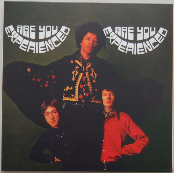 Front Cover, Hendrix, Jimi - Are You Experienced