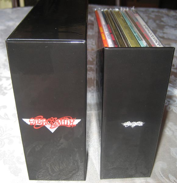 , Aerosmith - Rocks Box