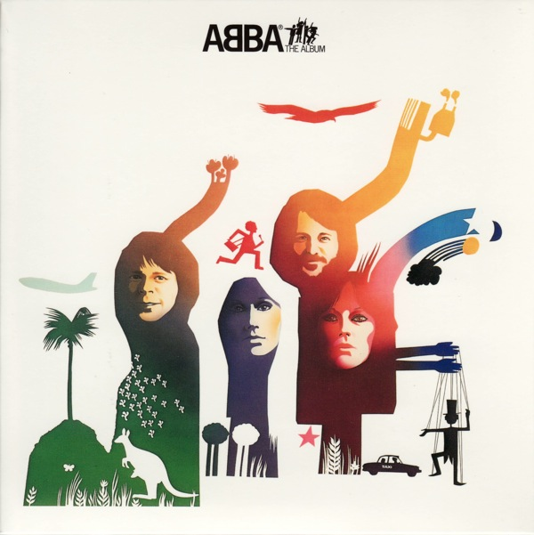 front, Abba - The Album +1