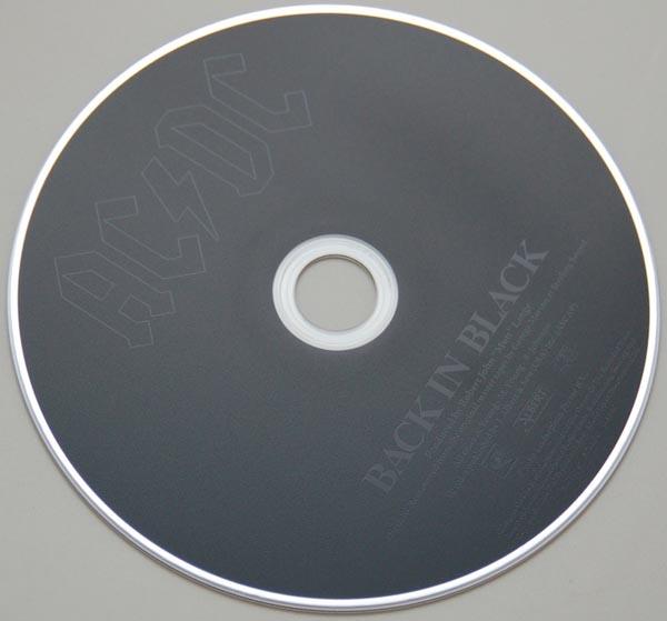 CD, AC/DC - Back In Black