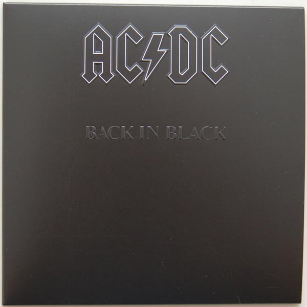 Front Cover, AC/DC - Back In Black