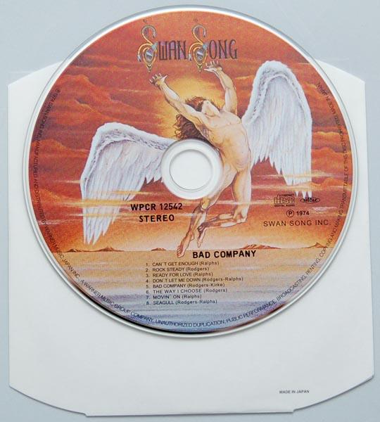CD, Bad Company - Bad Company