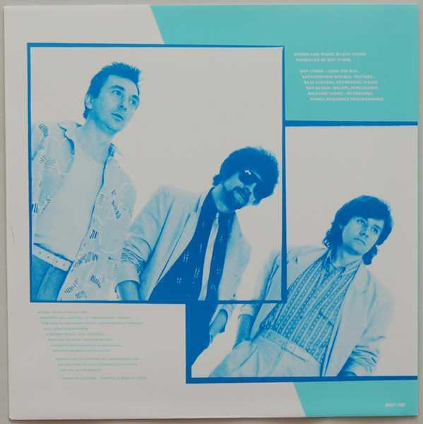 Inner sleeve side A, Electric Light Orchestra (ELO) - Balance Of Power