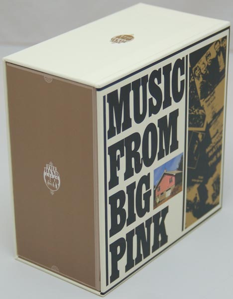 Back Lateral View, Band (The) - Music From Big Pink Box