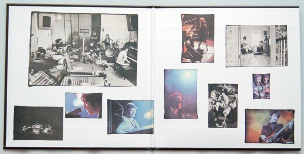 Gatefold open, Band (The) - The Band +7