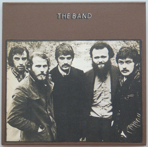 Front cover, Band (The) - The Band +7