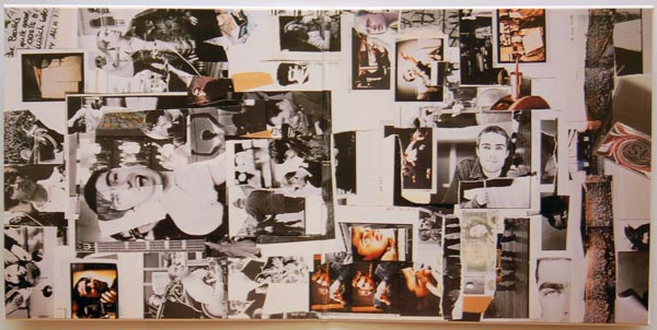 Gatefold open, Oasis - Be Here Now