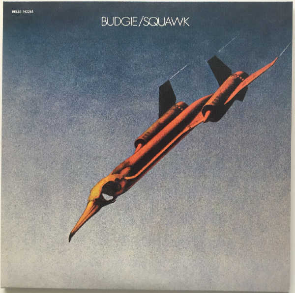 Cover, Budgie - Squawk