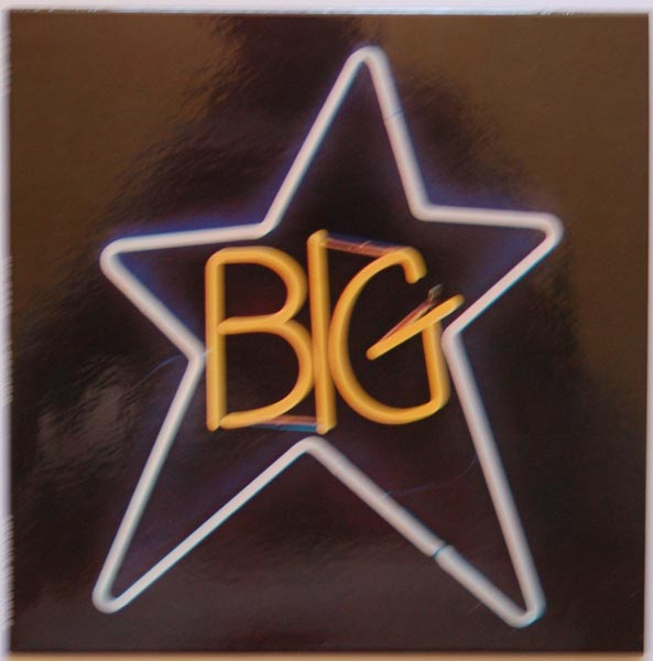 Front cover, Big Star - No.1 Record