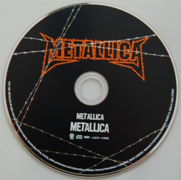 CD, Metallica - Metallica (Black album)