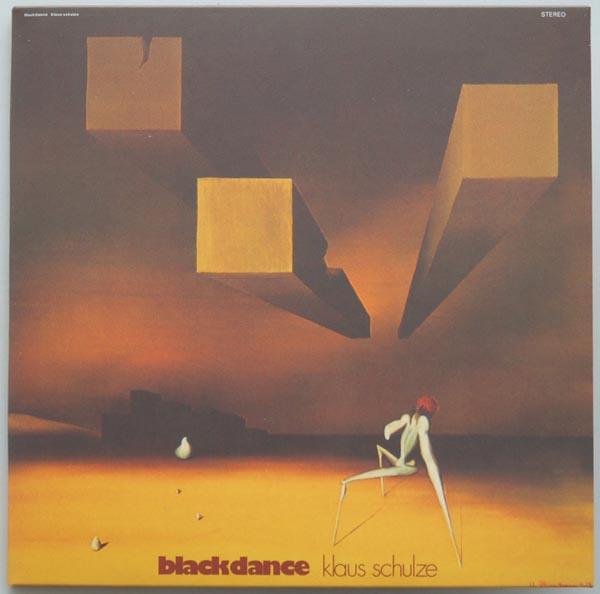 Front Cover, Schulze, Klaus  - Blackdance