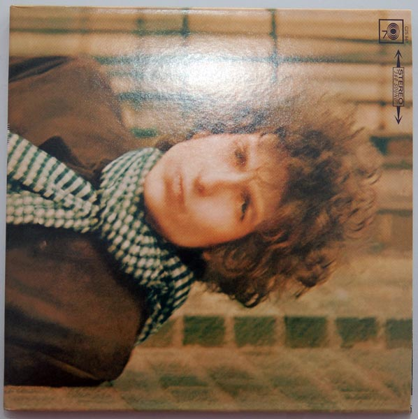 Front cover, Dylan, Bob - Blonde on Blonde