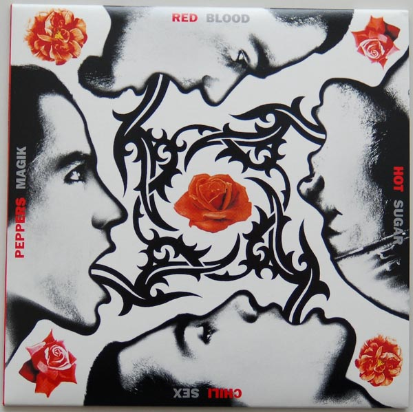 Front Cover, Red Hot Chili Peppers - Blood Sugar Sex Magik