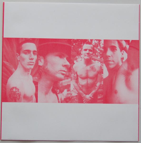 Inner sleeve 1 side A, Red Hot Chili Peppers - Blood Sugar Sex Magik