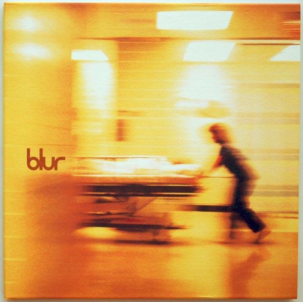 Front cover, Blur - Blur +1