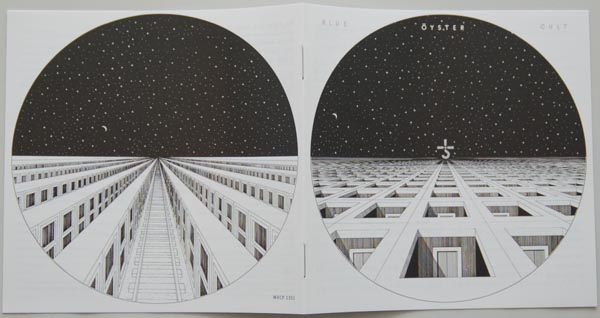Booklet, Blue Oyster Cult - Blue Oyster Cult