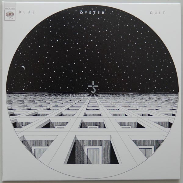 Front Cover, Blue Oyster Cult - Blue Oyster Cult