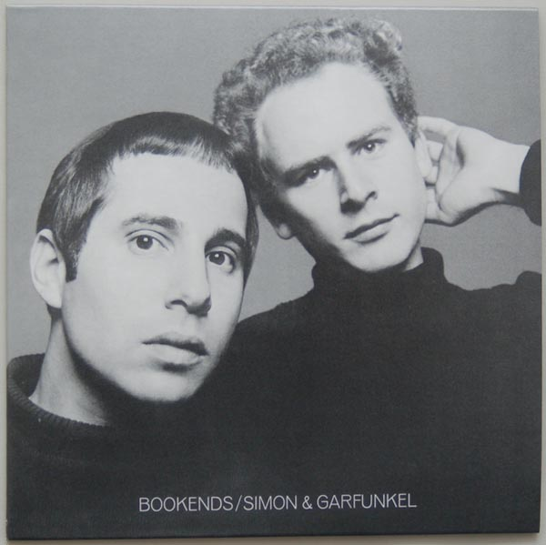 Front Cover, Simon + Garfunkel - Bookends