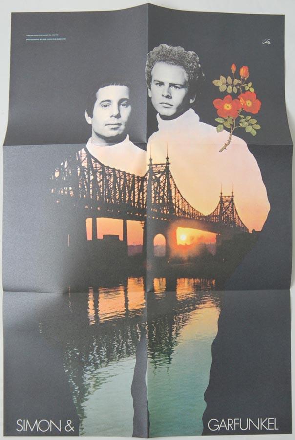 Poster, Simon + Garfunkel - Bookends