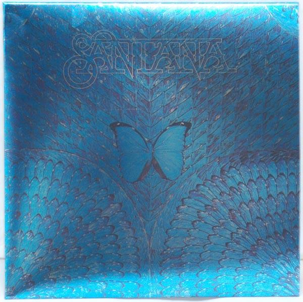 Front cover, Santana - Borboletta
