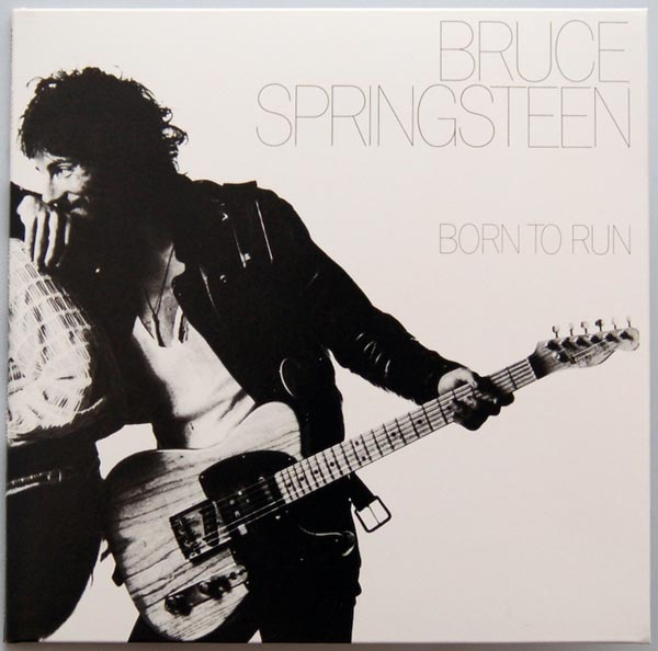 Front cover, Springsteen, Bruce - Born To Run