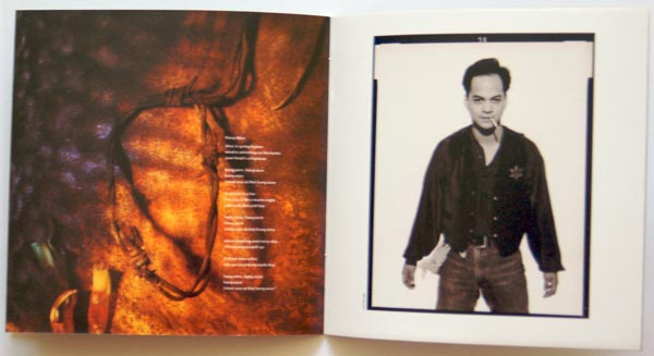 Booklet Pages 10 & 11, Pixies - Bossanova