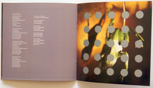 Booklet Pages 12 & 13, Pixies - Bossanova