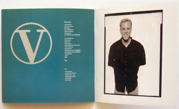 Booklet Pages 14 & 15, Pixies - Bossanova