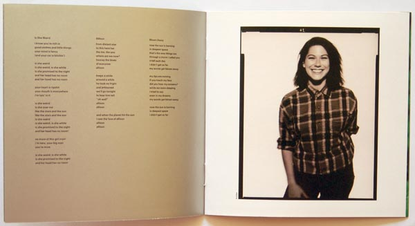Booklet Pages 6 & 7, Pixies - Bossanova