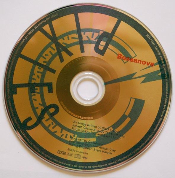CD, Pixies - Bossanova