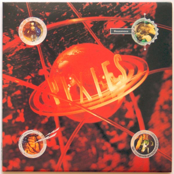 Front cover, Pixies - Bossanova