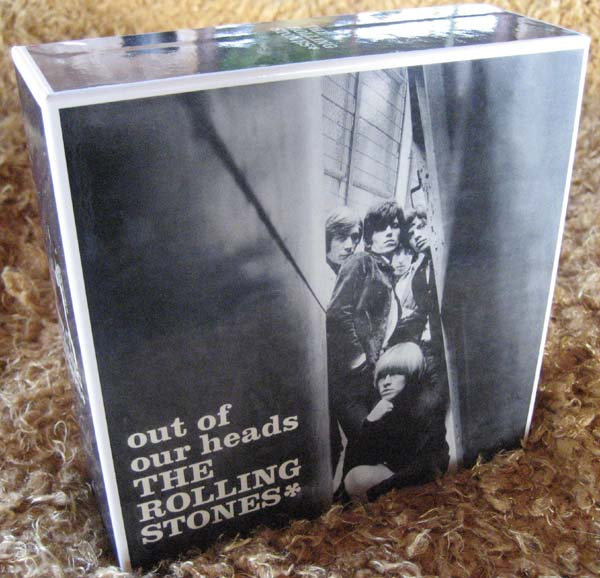 , Rolling Stones (The) - Out of Our Heads Box