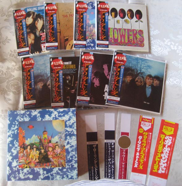 , Rolling Stones (The) - Their Satanic Majesties Request Box