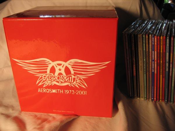 Side, Aerosmith - Aerosmith Box (1973 - 2001)