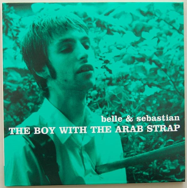 Front Cover, Belle + Sebastian - The Boy With The Arab Strap