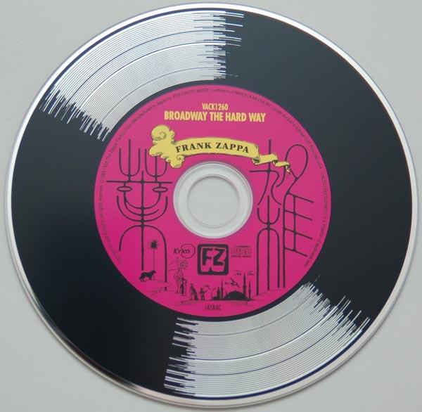 CD, Zappa, Frank - Broadway The Hard Way