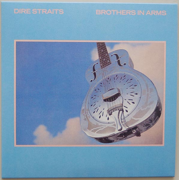 Front Cover, Dire Straits - Brothers In Arms