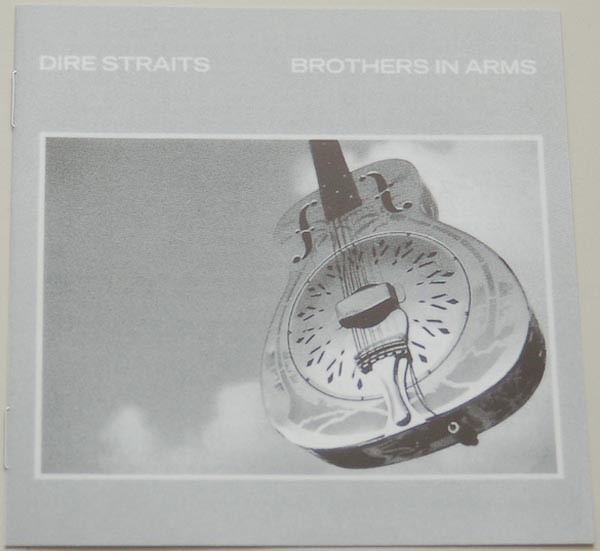 Lyric book, Dire Straits - Brothers In Arms
