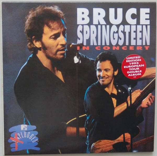 Front Cover, Springsteen, Bruce - In Concert (MTV Unplugged)