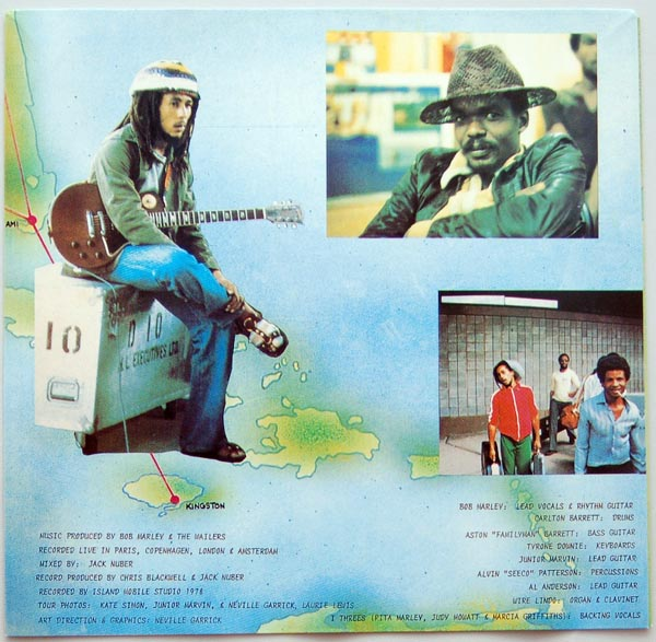 Inner sleeve 1B, Marley, Bob - Babylon by Bus